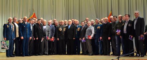 Военно-строительная часть Днепродзержинск 65 лет