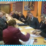 Совещание руководителей ветеранских организаций Росатома по теме «70-летие Великой Победы»