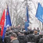Заложен монумент в память об участниках ликвидации последствий аварии на ЧАЭС