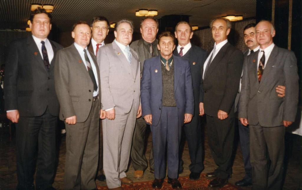 Активные участники ликвидации аварии на ЧАЭС