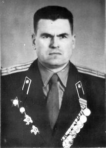 Полковник Бевз З. А.