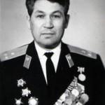 Полковник в отставке Яковлев Георгий Александрович