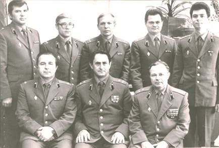 Отдел политработы войсковой части 25525
