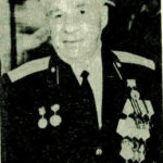 Подполковник в отставке ЗЫКИН Михаил Васильевич