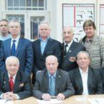 Заседание Комитета Союза офицеров-ветеранов ВСЧ АЭП 22 декабря 2016 г.