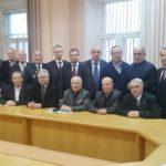 Заседание Комитета Союза офицеров-ветеранов ВСЧ АЭП