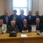 Заседание Комитета Союза офицеров- ветеранов ВСЧ АЭП от 20.04.2017