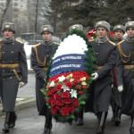 Открыт монумент участникам ликвидации аварии на Чернобыльской АЭС