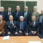О заседании Комитета Союза офицеров-ветеранов ВСЧ АЭП 21 декабря 2017