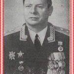 Генерал-лейтенант в отставке Камышан Иван Федосеевич