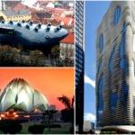 Рукотворные чудеса: здания, которые восхищают