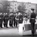 Курсанты ВВВСКУ-ДУБНА. Фото Рейницана