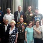 Фоторепортаж празднования Дня Победы в Калуге