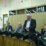 О заседании Комитета Союза офицеров — ветеранов ВСЧ АЭП