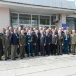 Вручение Медалей 100 лет ВС в г. Новоуральске