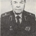 Майор в отставке Пономарев Николай Васильевич