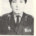 Подполковник в отставке Бадмаев Сергей Оширович