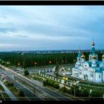 Расцветай Сибирь и наш Ангарск — фото Кучерявых