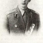 Подполковник в отставке Крылов Валентин Васильевич
