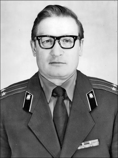 Александр Алексеевич, подполковник