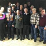30 октября состоялось мероприятие, посвященное 70-летию ВСЧ атомной отрасли