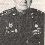 Полковник в отставке Морозов Сергей Павлович
