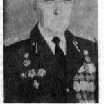 Полковник в отставке Никитин Павел Филиппович