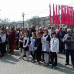 Обнинск: Фоторепортаж с митинга, посвящённого 33 годовщине аварии на ЧАЭС