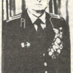 Подполковник в отставке Нуждин Николай Михайлович