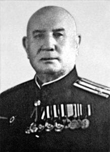 Командир дивизии Федор Орлов