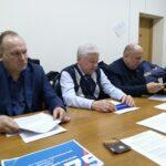 Заседание Союза офицеров-ветеранов ВСЧ АЭП от 19.02.2020 г.