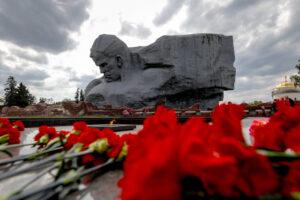 Памятник защитникам Брестской крепости. В. Шарифулин / ТАСС