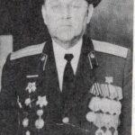 Майор в отставке Поморцев Николай Николаевич