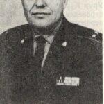 Подполковник в отставке Сидоренко Иван Гапеевич