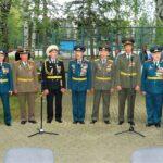Фото с празднования юбилея ВВВСКУ. Автор снимков Александр Инюткин.
