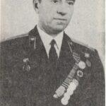 Подполковник в отставке Твардовский Николай Ильич