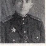 Капитан в отставке Ярцев Иван Федорович