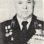 Капитан в отставке Гноевой Василий Яковлевич