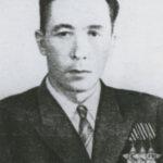 Встреча с Паньшиным Ф.П., полным кавалером ордена «Славы».