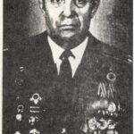 Подполковник в отставке Лесников Матвей Семёнович