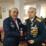 Поздравление подполковника в отставке Лях Виктора Севастьяновича с 85-летием