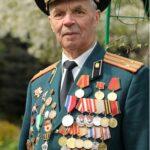 Участник Парада Победы полковник в отставке Тарасов Борис Фёдорович