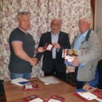 Вручение наград ГК  «Росатом» ветеранам ВСЧ г. Обнинска