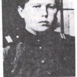 Младший сержант в отставке Приказчикова Феодосия Сергеевна